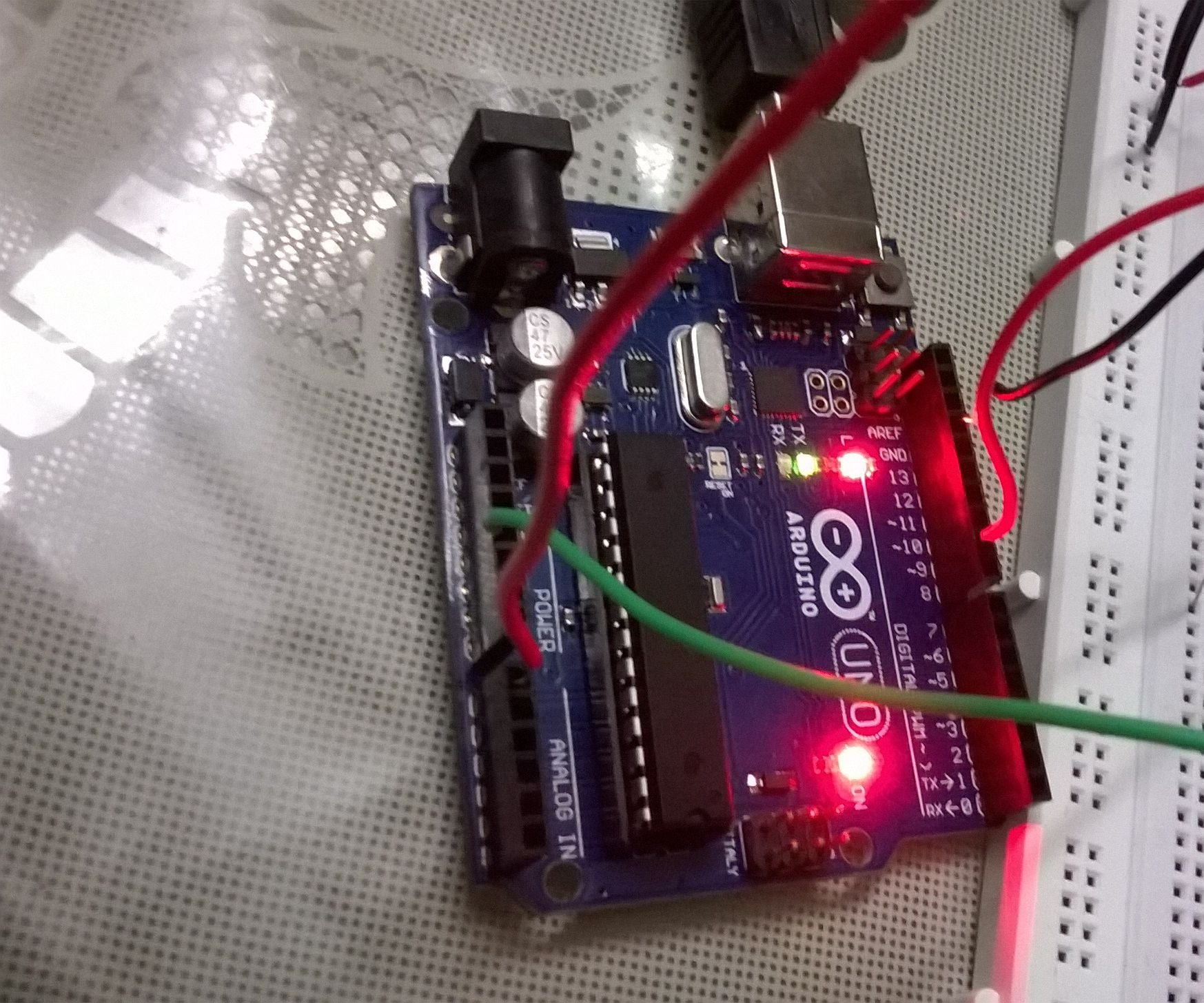 Grab Alarm Using Arduino Ldr Piezo Buzzer 6 Steps Magnetic And Circuits