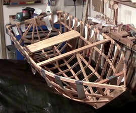 A boat from a single 2x4