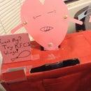 Moving Valentines Box