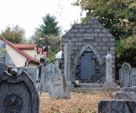 Foam Mausoleum