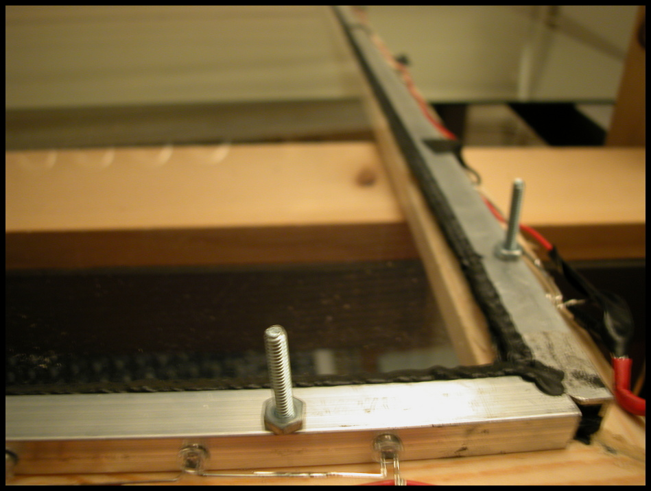 Picture of Screen Sandwich Assembly