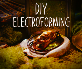 How to Make Anything Copper