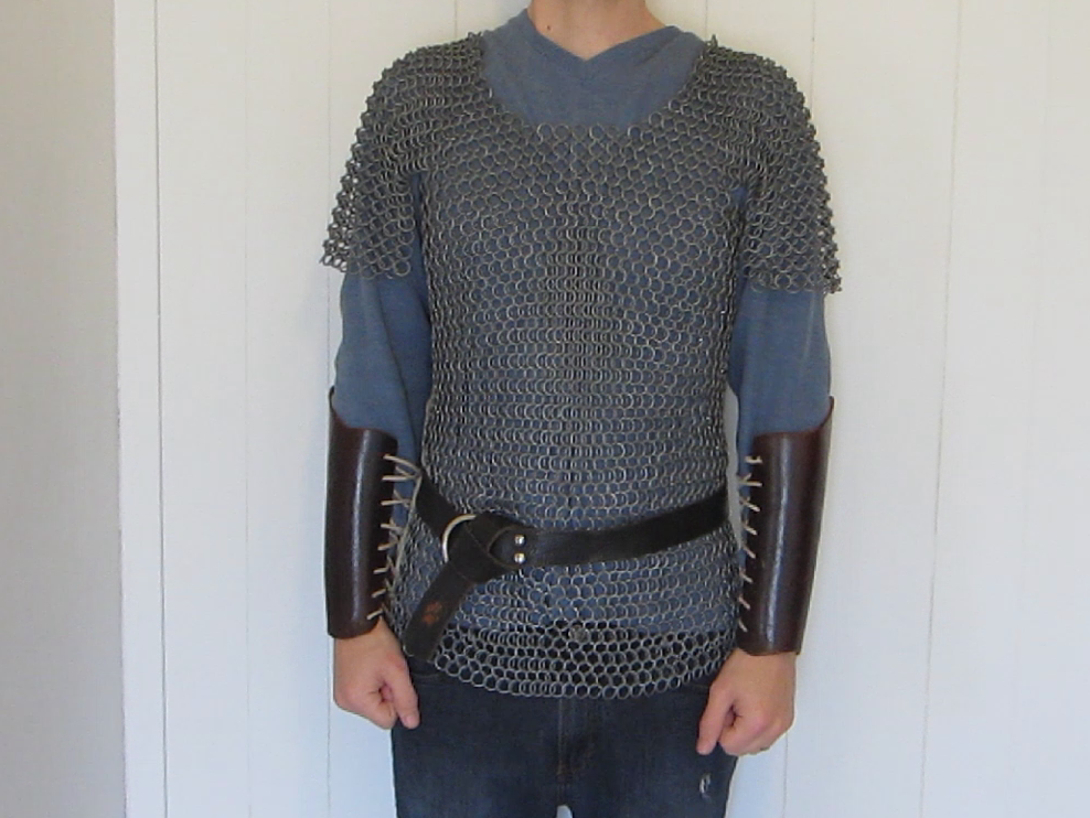 Picture of Make a Suit of Chainmail Armor