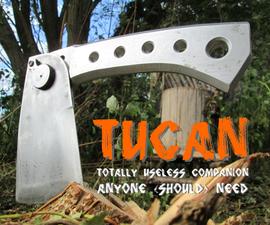 TUCAN - Totally Useless Companion Anyone (should) Need