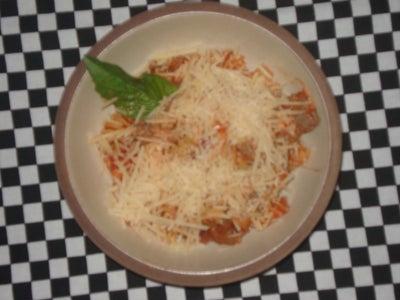 Carmela Soprano-Inspired Pasta