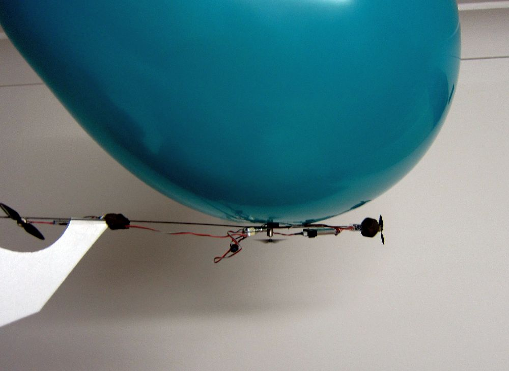 Picture of Determining the Weight and Choosing the Balloon