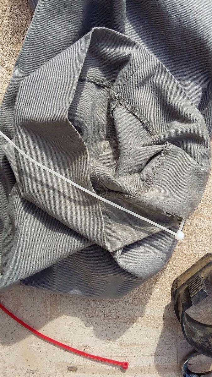 Picture of Cut Thread and Attach