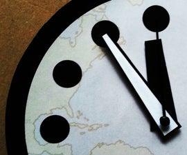 Make a Doomsday Clock