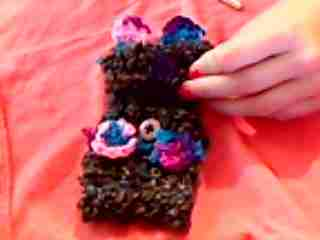 Crochet the Cat's Mouth