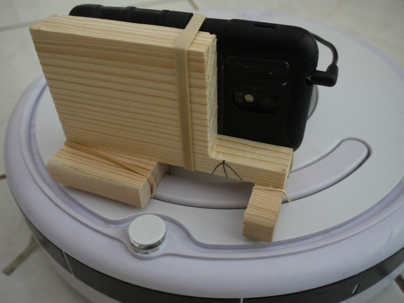 Picture of First-person View Roomba Control: Hardware