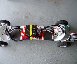 Electric Mountain Board