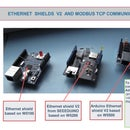 Ethernet Shields V2.0 and Modbus TCP Communication