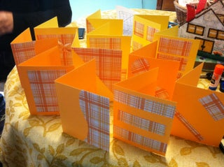 """One Sheet Wonder - Homemade """"Boxed"""" Cards"""
