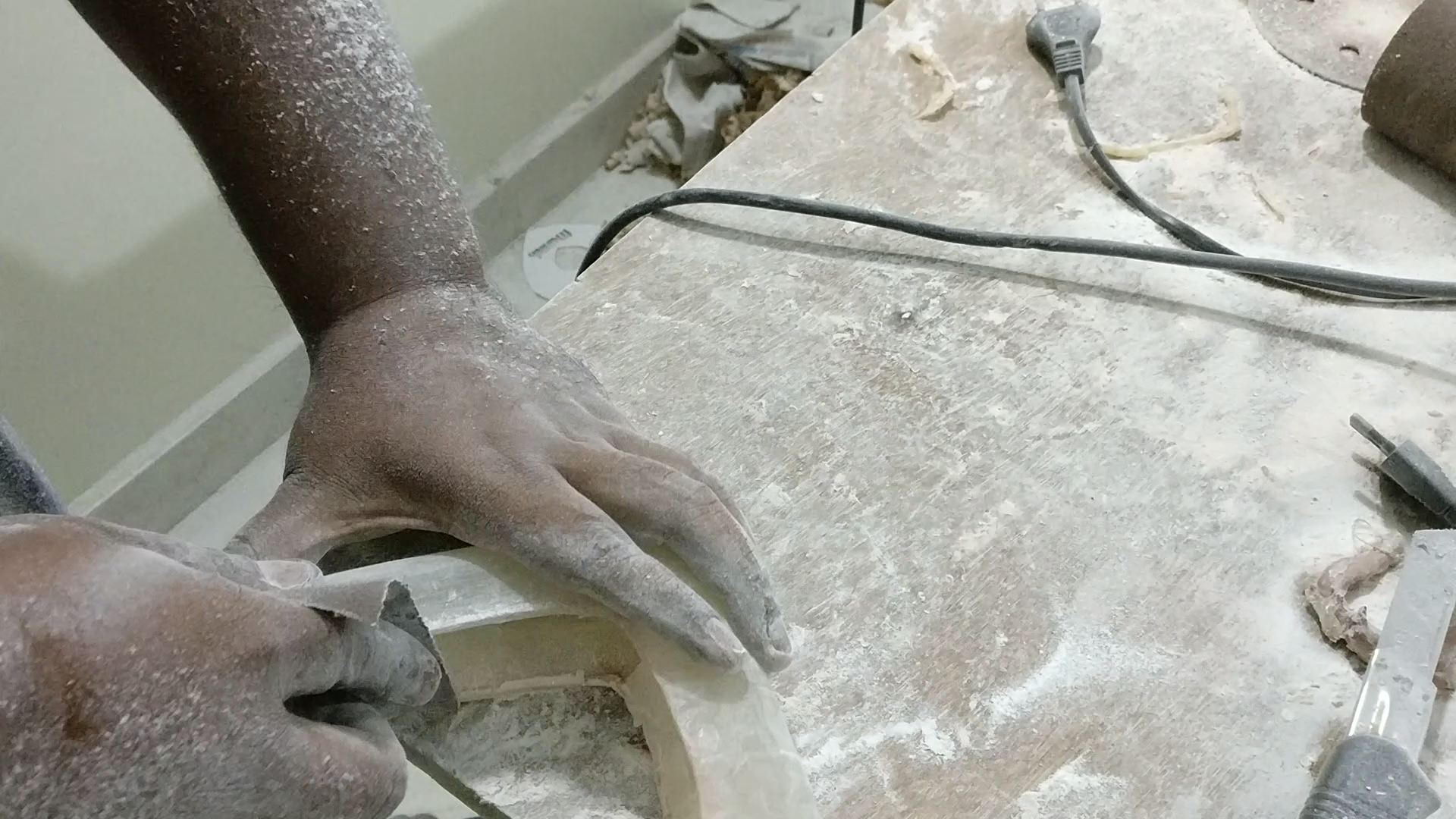 Picture of Carving the Stone Heart Holder Bracket