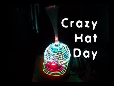 Crazy Hat Day!