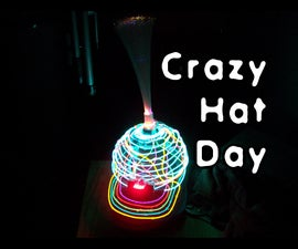 Crazy Hat Day!