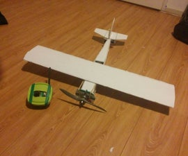 Creating an Rc Plane With 2 Arduino's