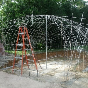The Rebar Goes Up