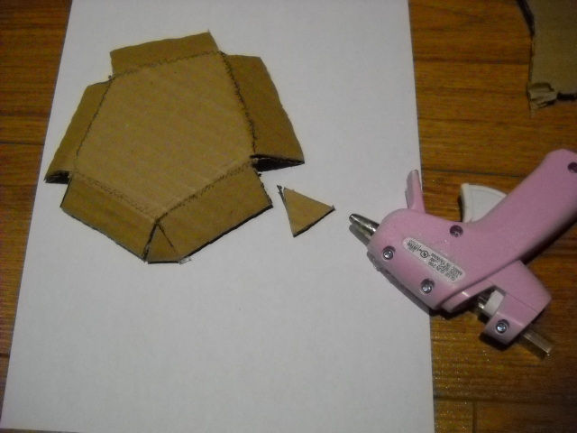 Picture of Gluing Them Together