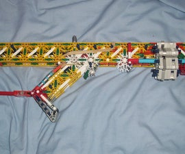 New breech loading turret rifle V2