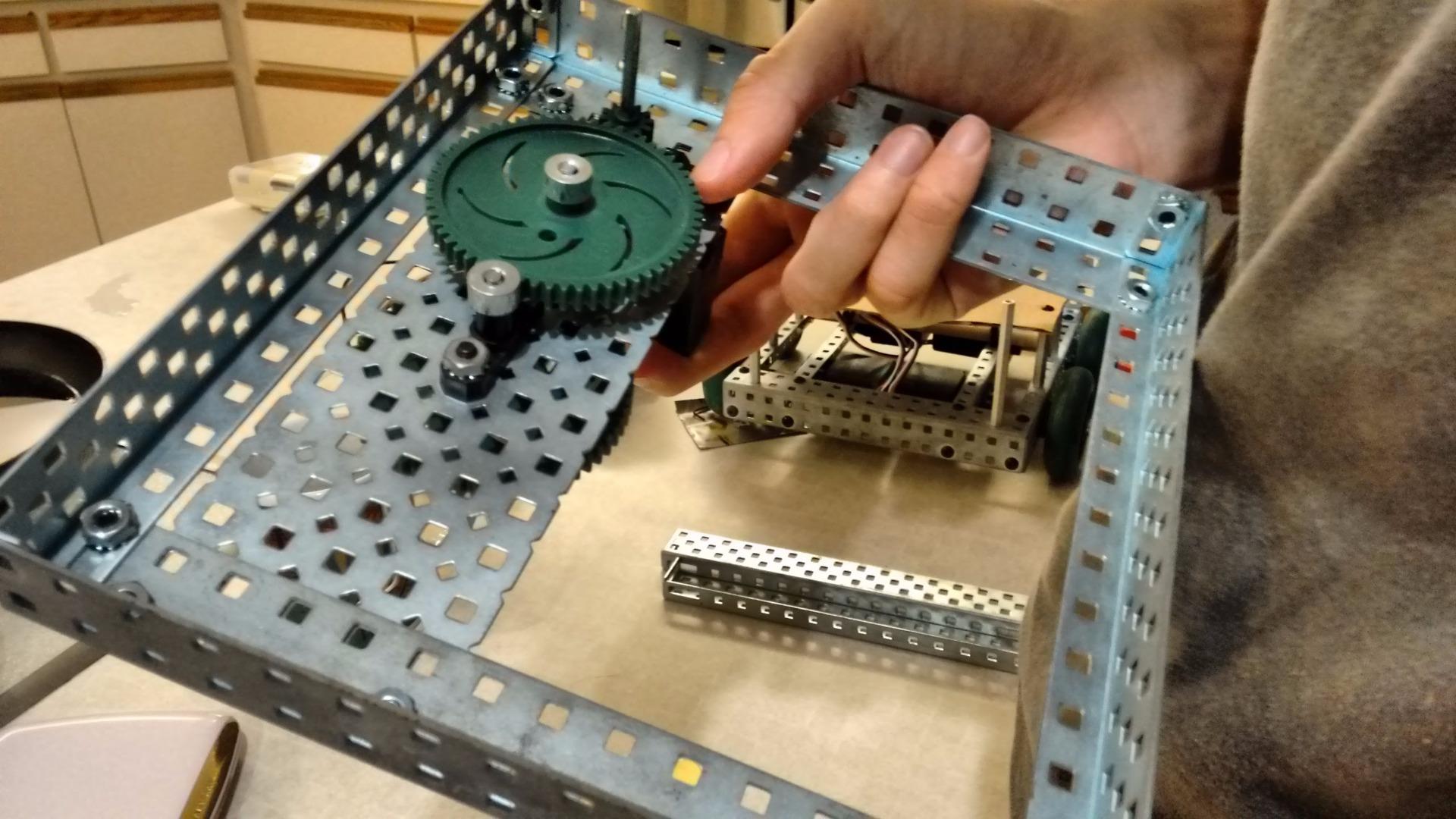 Picture of Build Your Laser Platform