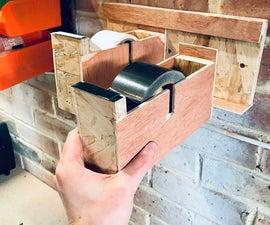 Tape Dispenser Station