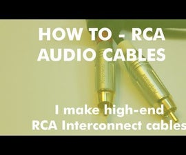High-End Audio Cables
