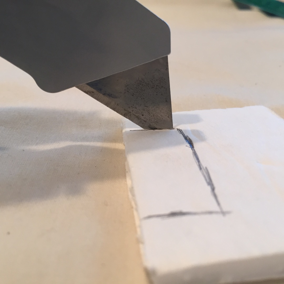 Picture of Cutting the Right Size Foam Strips for Your Binder Clips