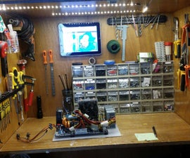 My Small Tools Workshop
