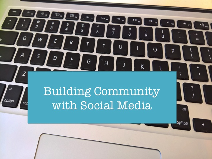 Picture of Build Community and Share Information With Social Media