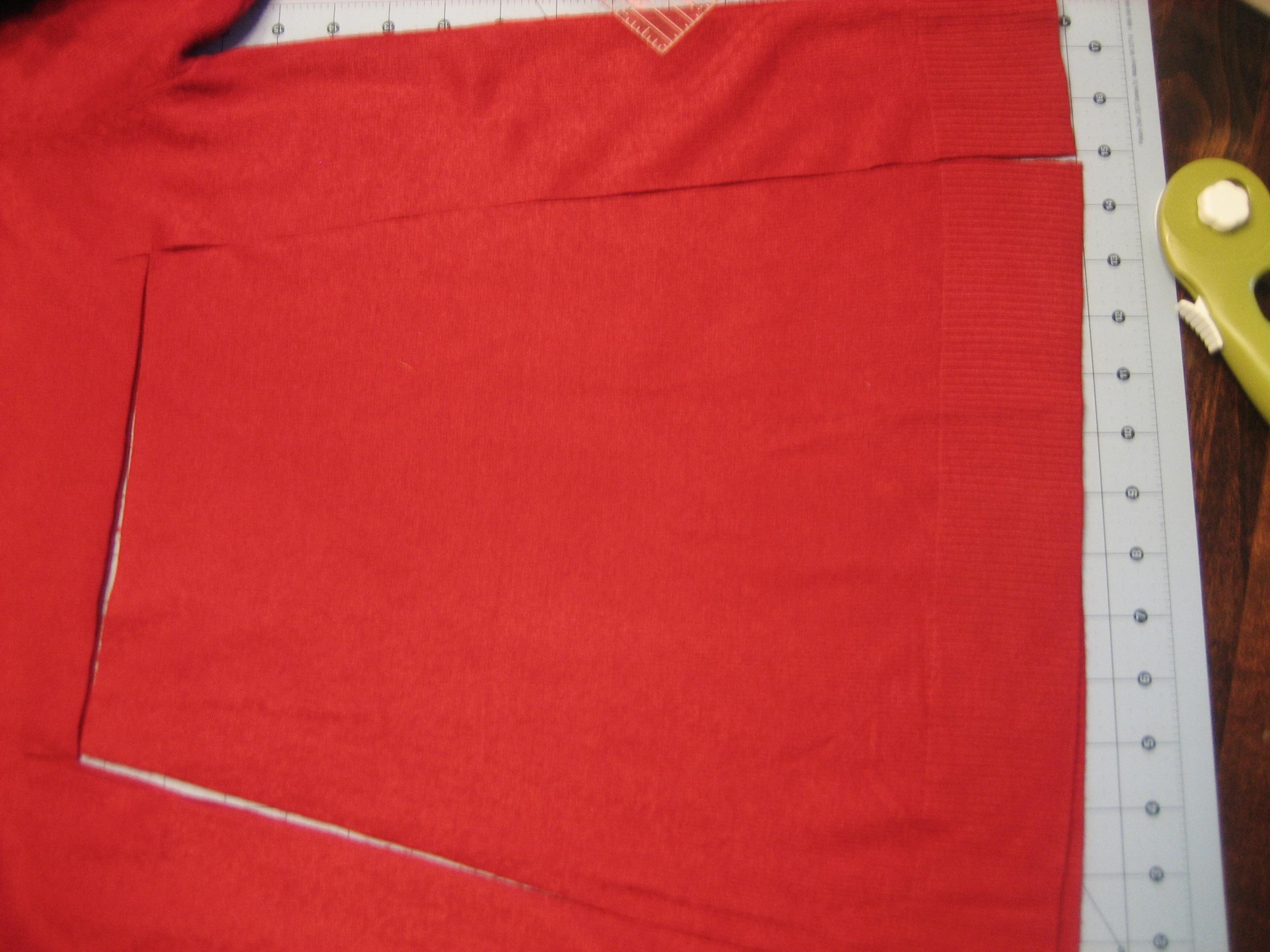 Picture of Cut A-line Shape
