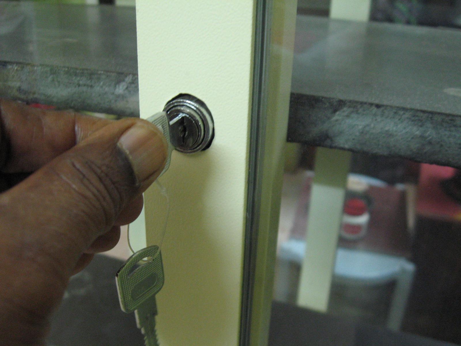 Picture of Locking Arrangement