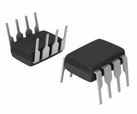Burning TV B Gone Firmware Using Arduino