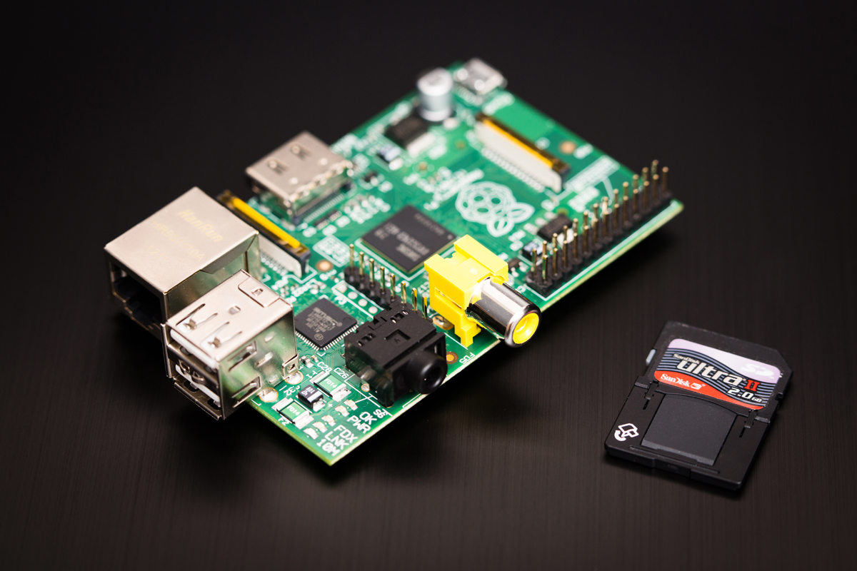 Picture of Connect to Raspberry Pi