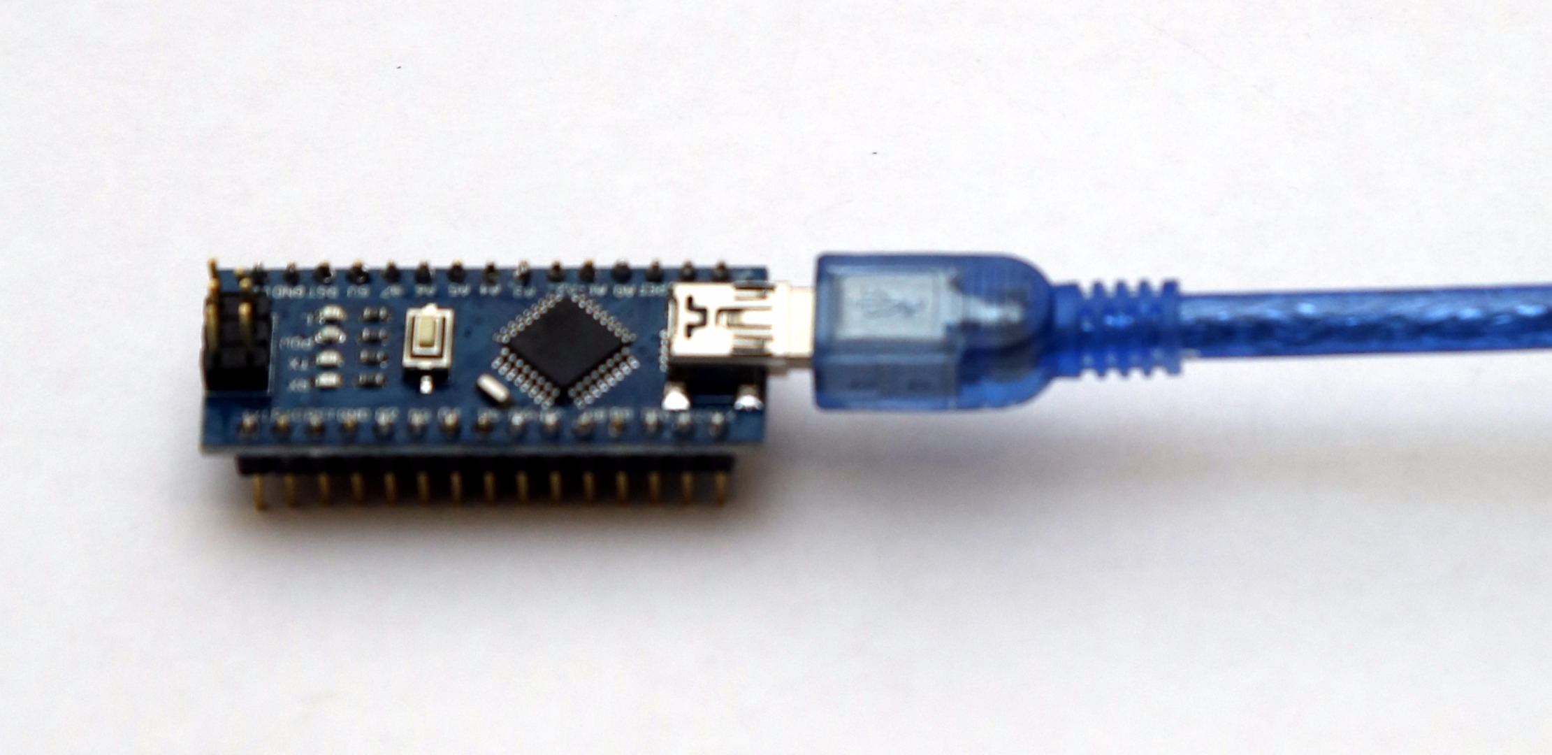 Picture of Program the Arduino Nano Controller