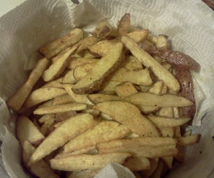 Quick and Easy Soul Fries