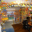 K'netic Energy - K'nex Ball Machine