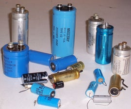 Electrolytic Capacitor Reconditioning