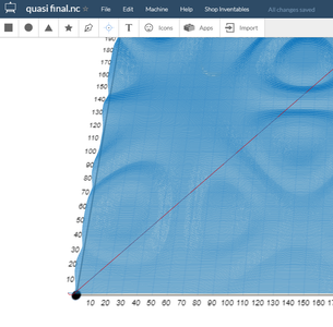 Converting the Pattern to 3D and Creating the Toolpaths