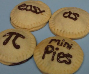 Easy As Pi Mini Pies