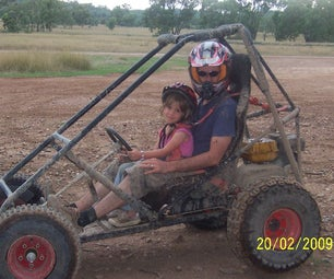 Off Road Buggy (Go-Cart) Project