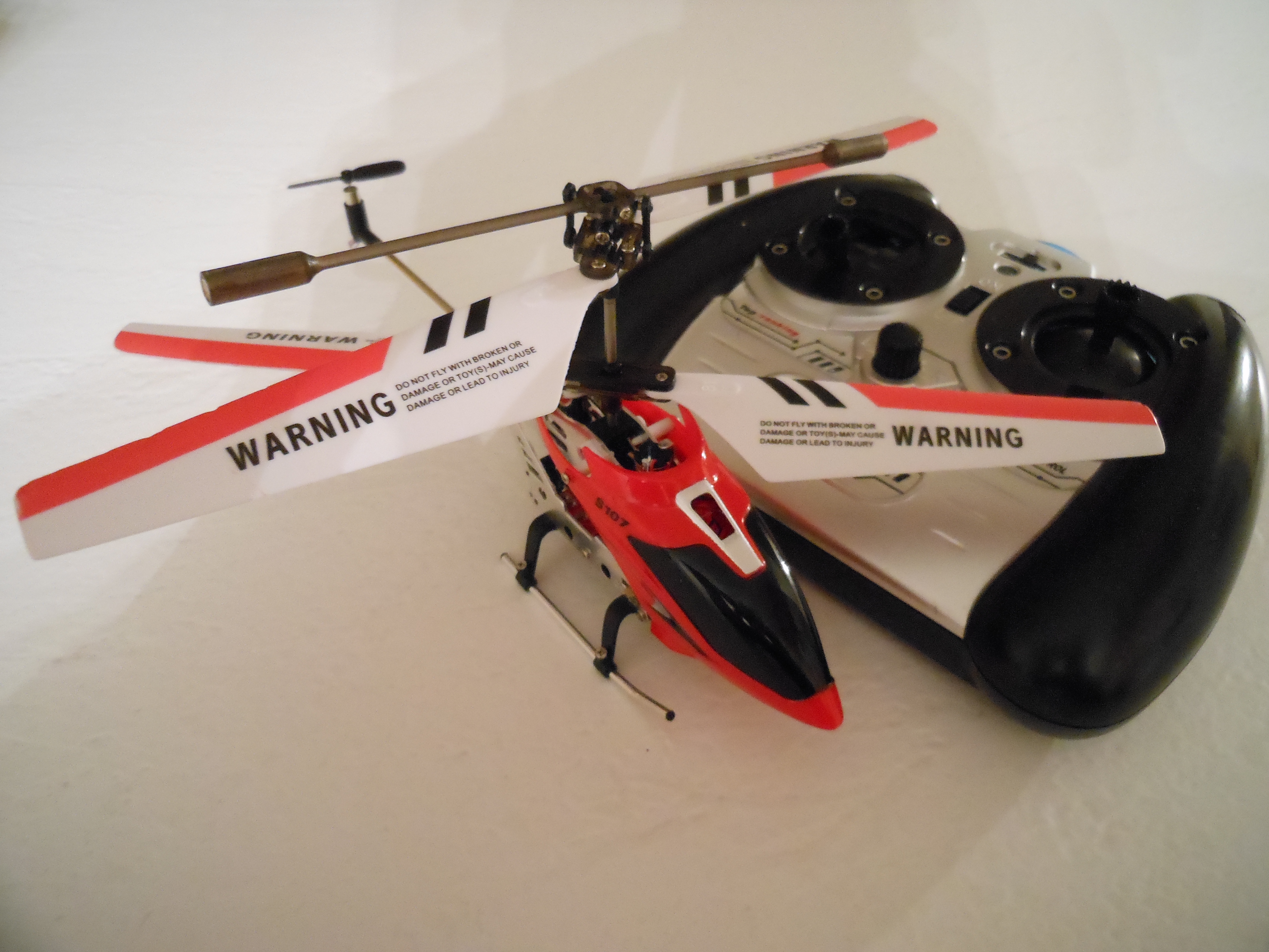 Picture of Drastically Improving the Speed, Life, and Performance of Your R/C Helicopter