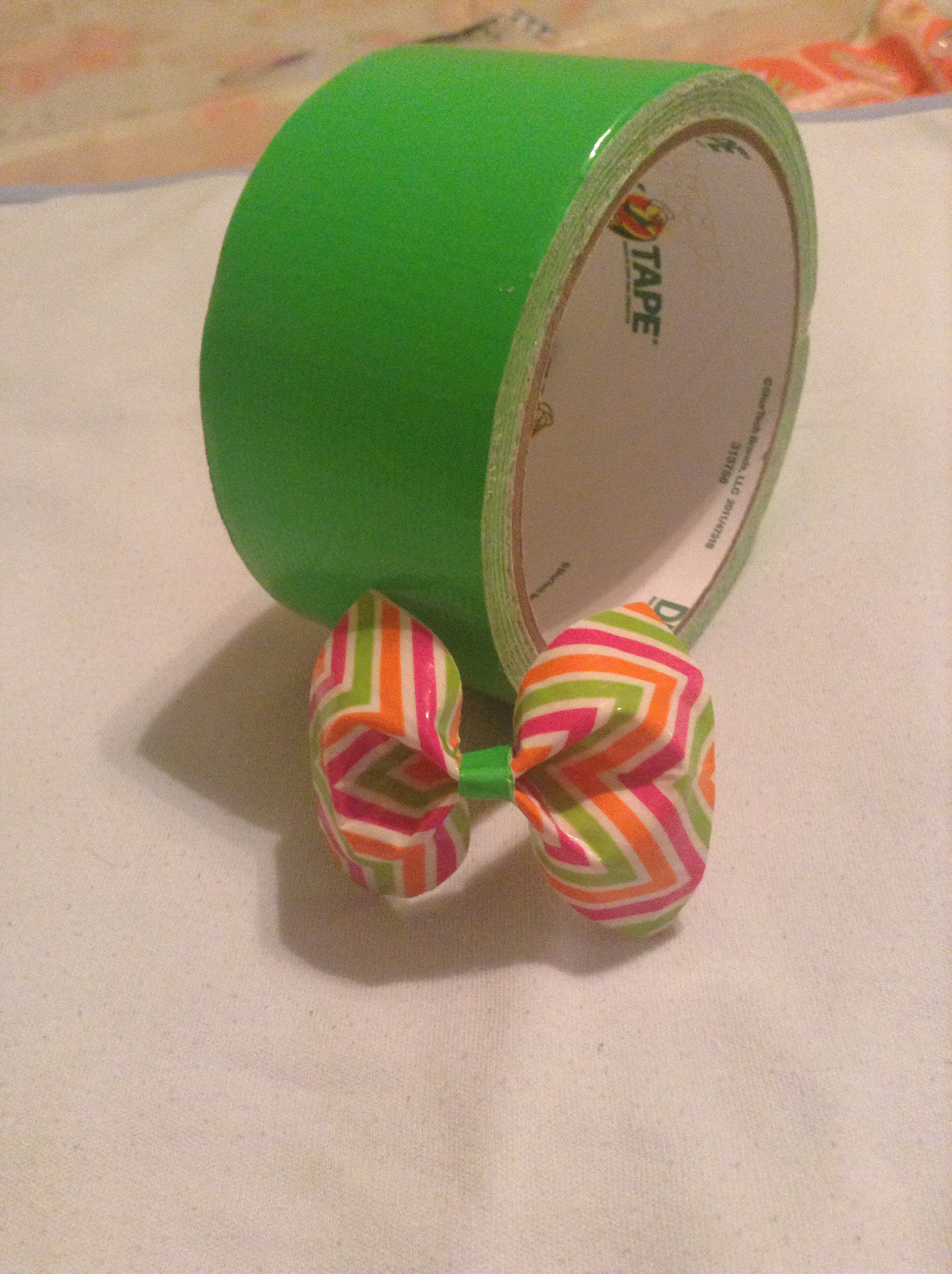 Picture of How to Make a Duct Tape Bow