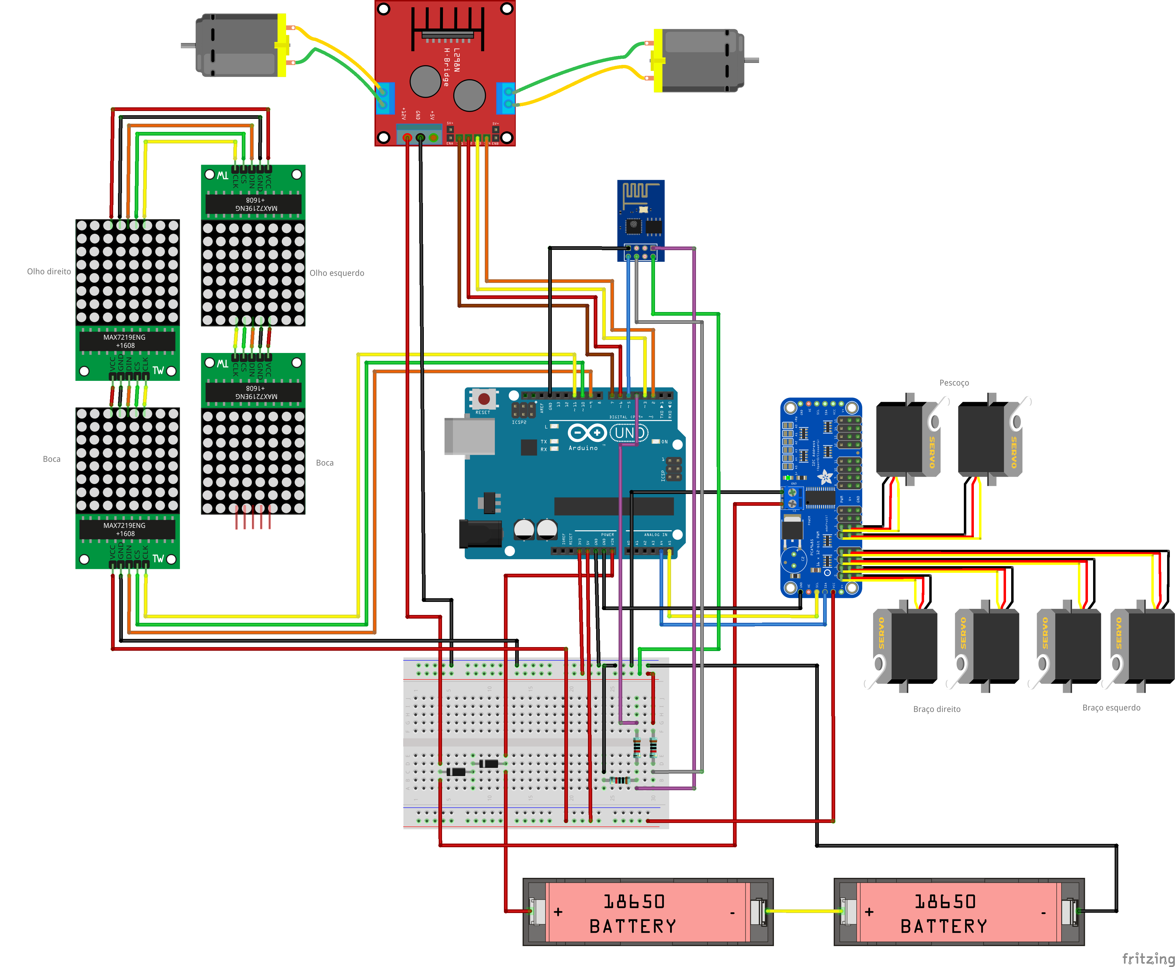 Picture of Overview on the Circuits