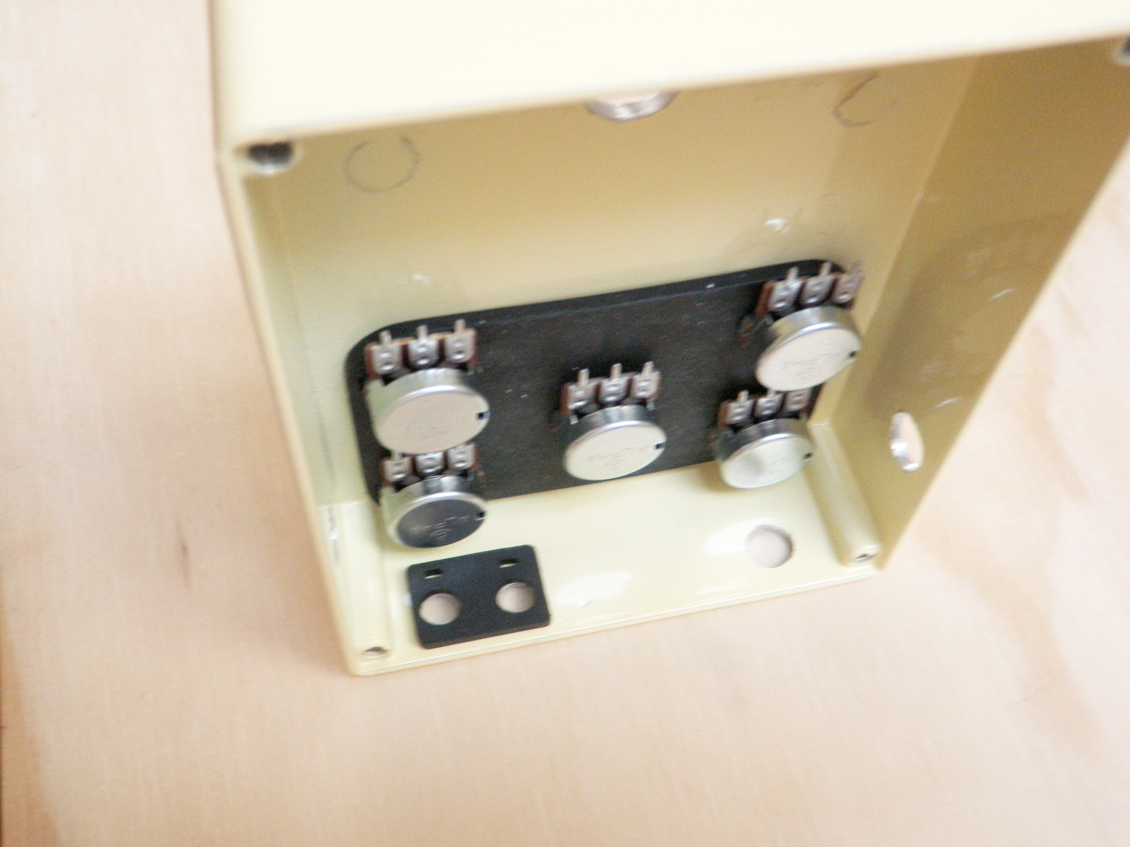 Picture of Pots and Switches