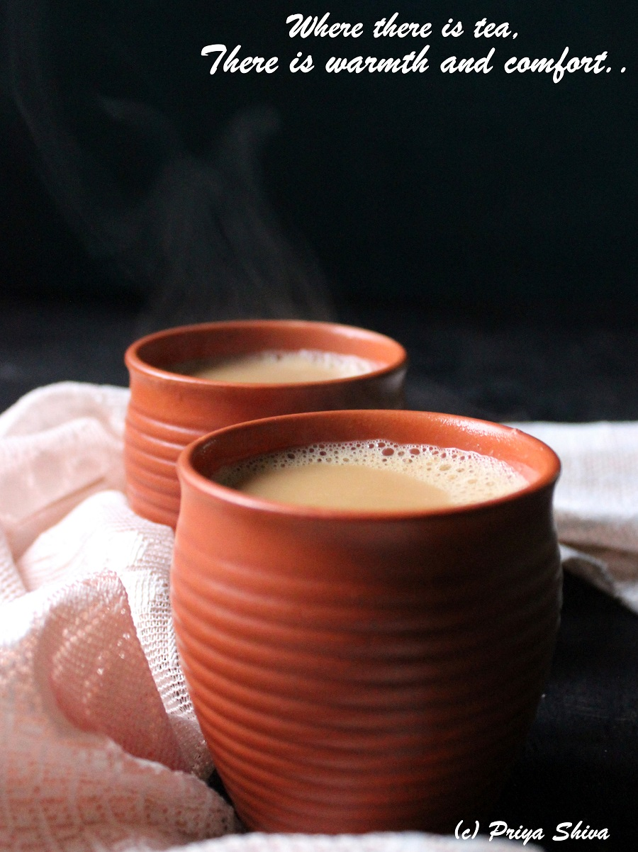 Picture of Cardamom Jaggery Tea