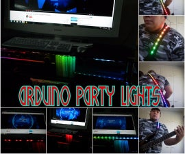 Arduino Party Lights