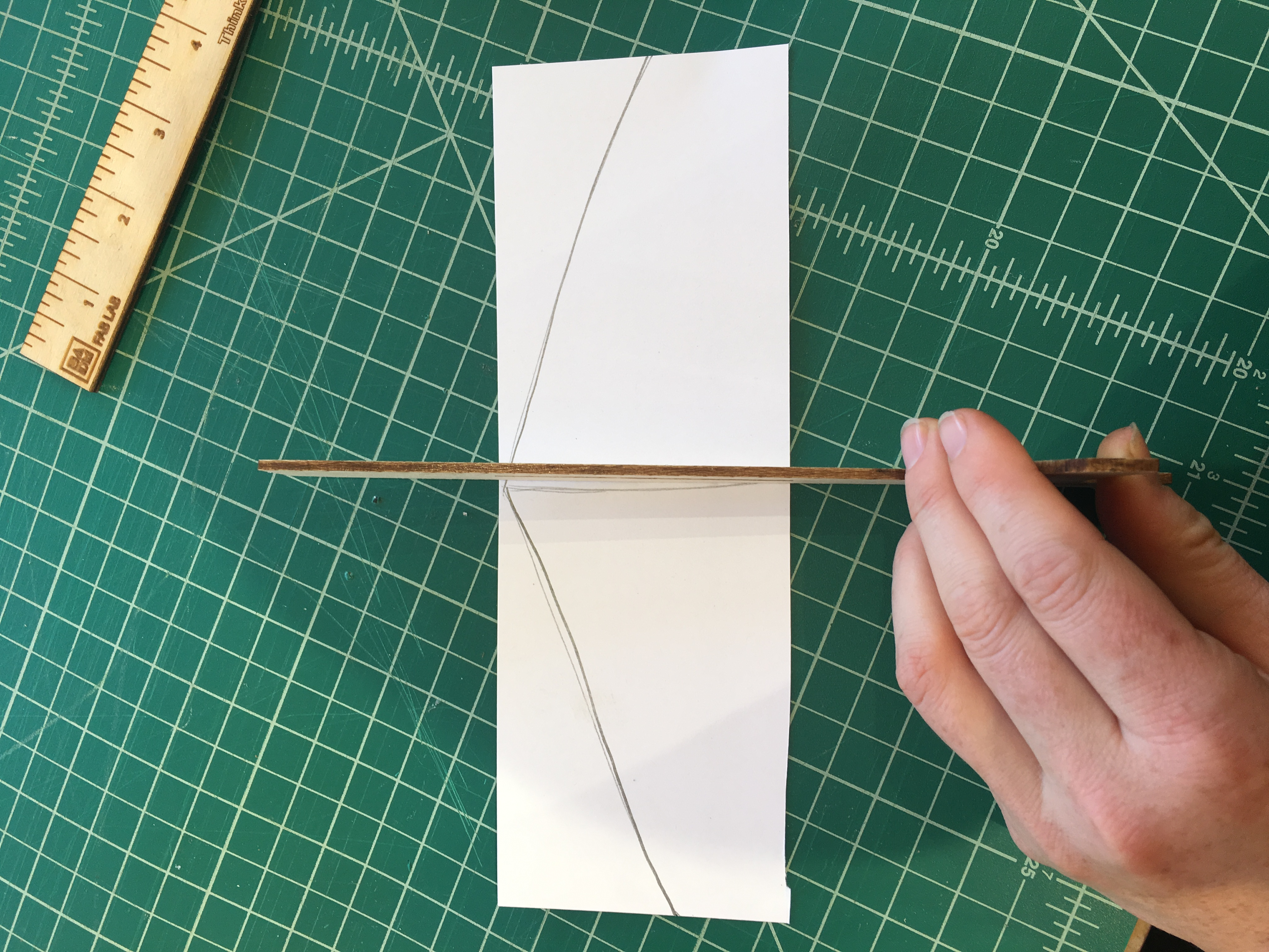 Picture of Designing You Own Wing Shape