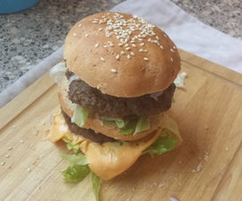 Make your own Big Mac