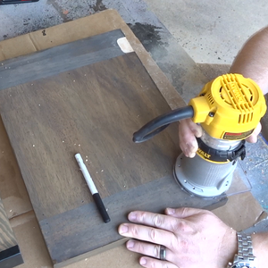 Attaching Hinges